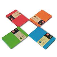 Записные книжки Deli 3177 микс 152х105 114л ПВХ яркий цвет