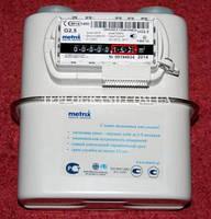 """Газовый счетчик Metrix G 2,5 (1 1/4"""") с термокомпенсатором"""