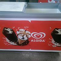 Морозильные лари БУ из Германии 370 ЛИТРОВ AHT