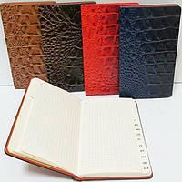 """Алфавитные книжки J_Otten 530-60К 9х15см 80 л """"Крокодил"""" с желт. бумагой (укр)  +алфавит."""