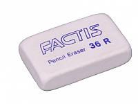 Ластики Factis 36R белый прямоуг 39,5х23,5х9,4 для мягкого каран..