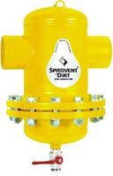 "Сепаратор воздуха Spirotech SpiroTrap Dirt 3/4"" Vertica"