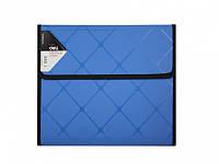 """Папка-портфель Deli 5863Е микс 6отд А4 с блокн  """"Magic Cube Line"""" без ручки"""