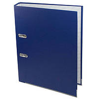 Регистраторы А4 Deli 39593 синий 50мм 1стор покр PVC, мет окант