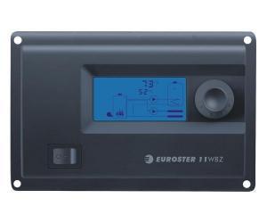 Euroster 11WBZ - контроллер управления твердотопливного котла с вентил