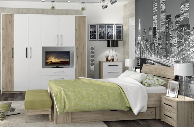 Модульная спальня Гринвич 3