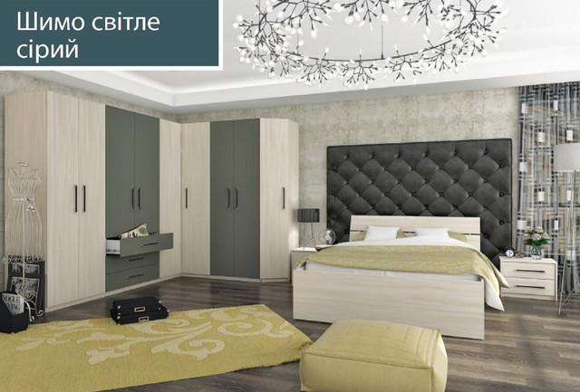 Модульная спальня Гринвич 5