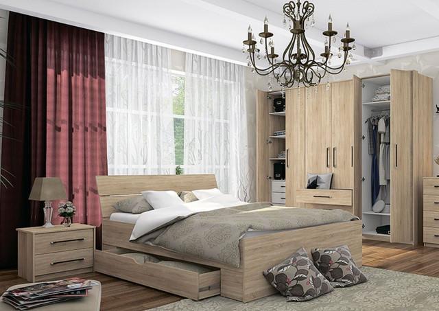 Модульная спальня Гринвич 8