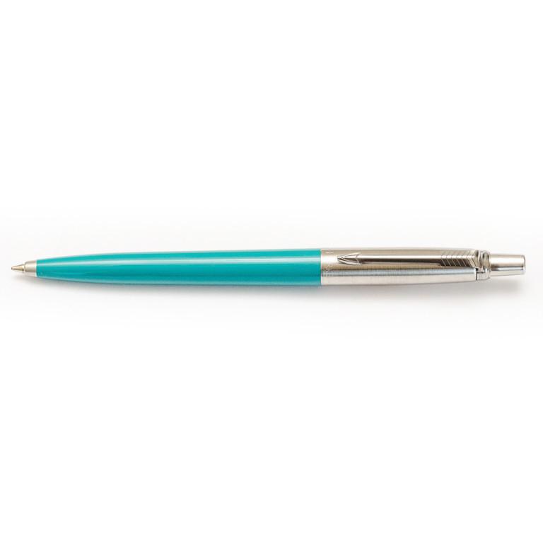Ручка Parker K60C-77532JG синий РШ Jotter.спец(серо-зел)