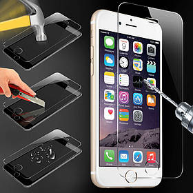 Защитное стекло Fshang 3D Full Cover SOFT EDGE Apple iPhone 7 Black (черное)