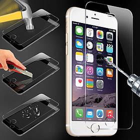 Защитное стекло Fshang 3D Full Cover SOFT EDGE Apple iPhone 7 White (белое)