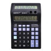 Калькулятор Keenly 8303-12 подставка под ручки, 2 дисплея