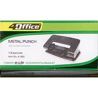 Дыроколы 4Office 4-300 микс 8л металлический