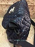 Рюкзак-Клатч prada стеганая Многофункционал/Женские сумка стеганная/Сумка для через плечо планшеты(только ОПТ), фото 4