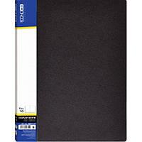 Папка с файлами Economix 30601-01 черный А4 10ф