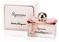 Женская парфюмированная вода Signorina Salvatore Ferragamo (Синьорина) - прозрачный, неповторимый аромат!
