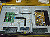 Платы от LED TV Samsung UE42F5000AWXXH поблочно, в комплекте (разбита матрица).