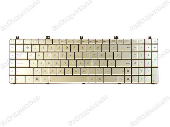 Клавиатура для ноутбука ASUS N55, N75, X5QS (N55 version), фото 2