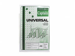 """Бумага для принтера International_Paper А3 80гр 500л """"С"""" Captain"""""""
