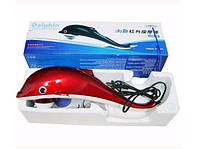 Вибромассажер для ухода за телом Дельфин Dolphin Massager MaxTop большой!Акция