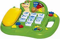 Развивающие и обучающие игрушки «Genio kids» (PT10F) Веселый телефон