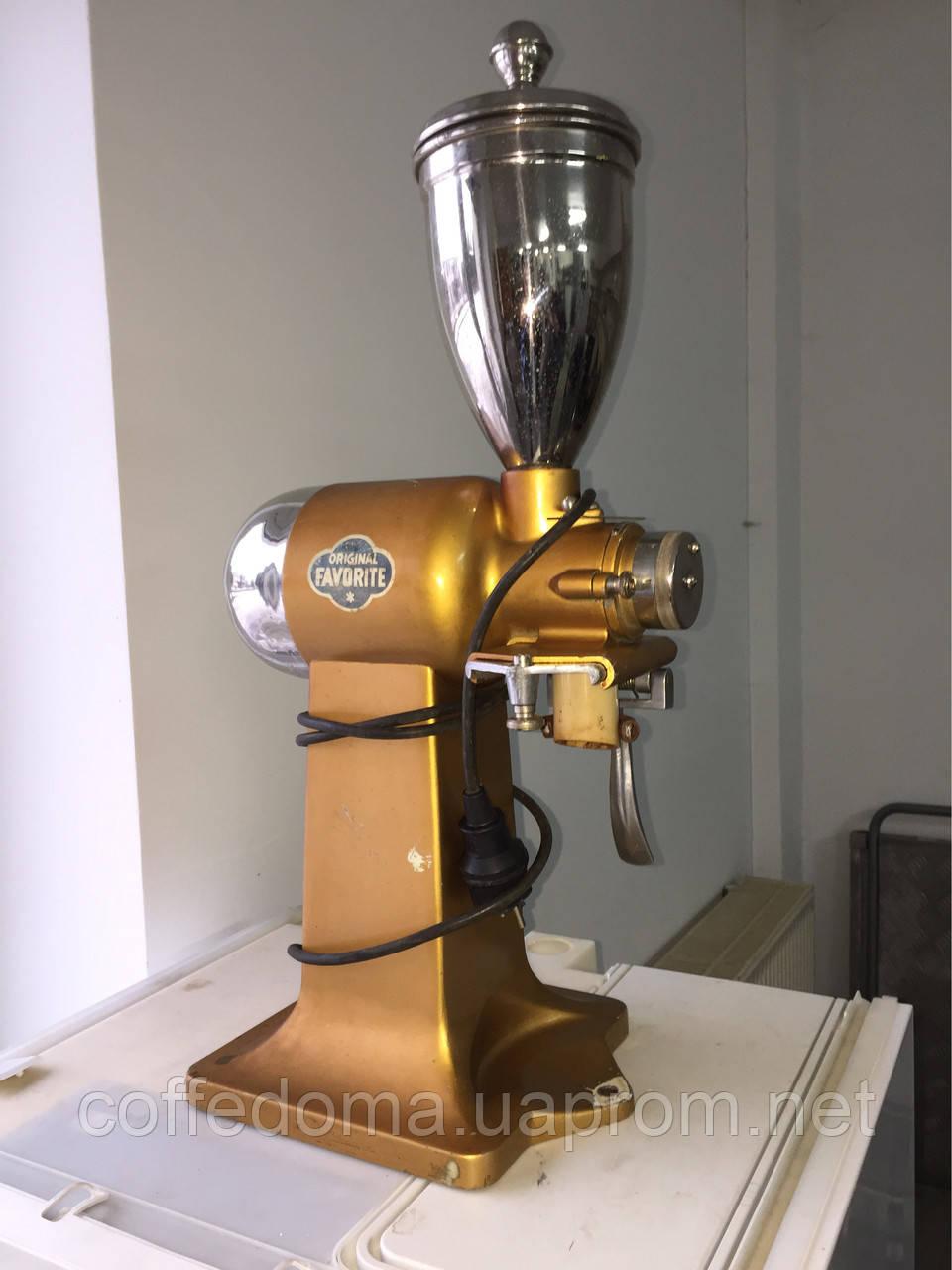 Кофемолка с прямым помолом