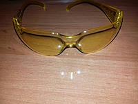 Очки защитные Standart желтые (Wurth)