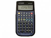 Калькуляторы инженерные Citizen SRP-265N черный 10 разряд, 129 функций, 80х154х14