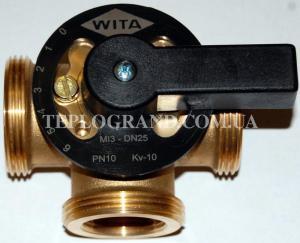 """Трехходовой смесительный вентиль Wita Minimix MI 3 x 1"""""""