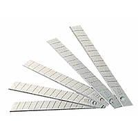 Лезвие для ножа канцелярского Deli 2011Е 18мм
