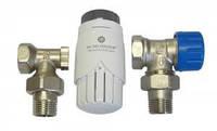 Комплект радиаторный угловой GZ 1/2 x GW 1/2 (602200001)