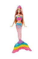 "Кукла Барби Русалка ""Яркие Огоньки"" (Barbie Rainbow Lights Mermaid Doll)"