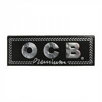 Сигаретная бумага OCB Premium 1 1/4 78 mm (25пач х 50лист)