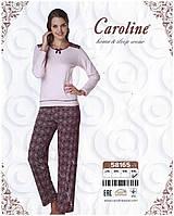 "Домашний женский костюм ""Caroline"" 2XL,3XL,4XL,5XL ""Caroline"" Турция"