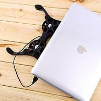 Охлаждающая подставка для ноутбука Notebook Cooler Pro LSY-3159 «Осьминог»!Акция