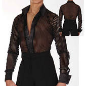 Мужская конкурсная одежда для танцев