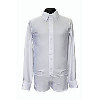 Рубашка мужская комбидресс для танцев
