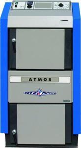 Atmos DC 50 S (пиролизный котел на дровах)