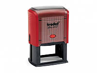 Оснастка для печатей и штампов Trodat 4927 красный Оснастка 60х40мм д/штампа, пласт