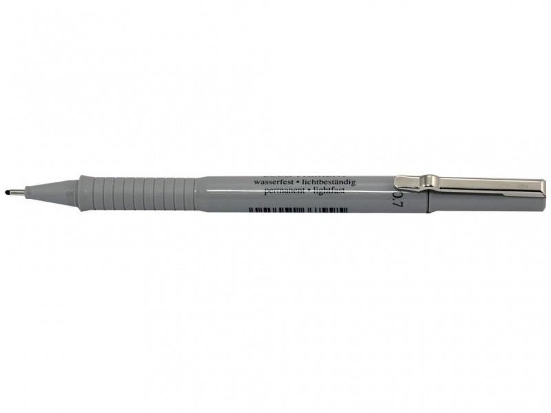 Линер Faber_Castell 166799 черный 0,7 мм Ecco Pigment