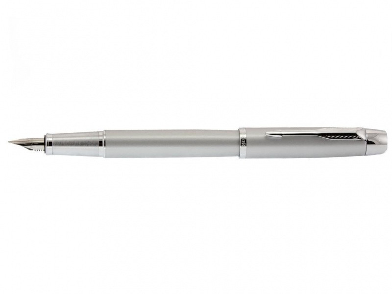 Ручка Parker F79s-20312S РП IM CT Siver