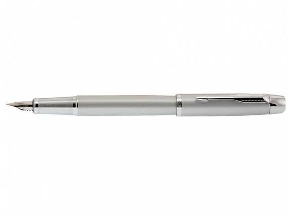 Ручка Parker F79s-20312S РП IM CT Siver, фото 2