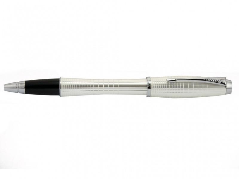 Ручка Parker Т18Б-21222Б синій РР URBAN Premium Pearl Metal Chiselled