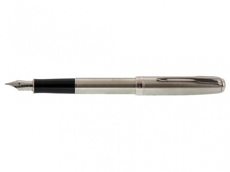 Ручка Parker F25 РП Sonnet CT сталь