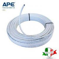 Труба металлопластиковая APE Pex-b/AL/Pex-b 20х2.0 (бухта 100 м)