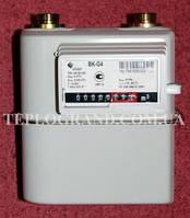 """Газовый мембранный счетчик Elster BK-G 4 Т (3/4"""")с термокомпенсатором"""