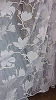 Тюль  органза печатка  YLS-465 (L), фото 1