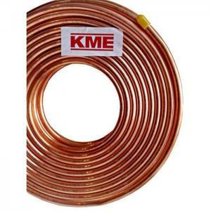 Труба медная мягкая в бухте KME Sanco 8х1 мм