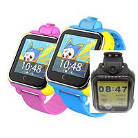 Детские GPS часы Smart Baby Watch Q200, 3G с камерой