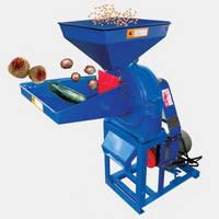 Кормоизмельчитель ДТЗ КР-23  (зерно + почтаки кукурузы + крупные овощи + фрукты, 450 кг/ч)